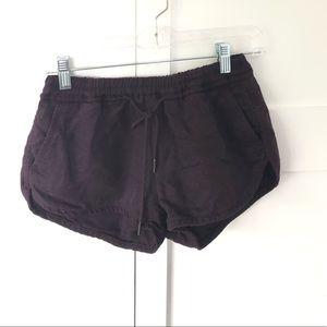 Aritzia shorts (community)